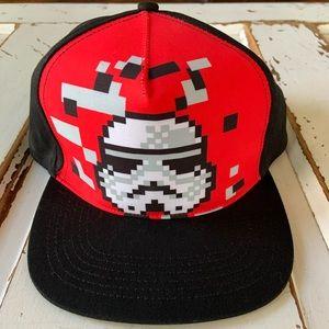 Disney Star Wars Storm Trooper New W Tags